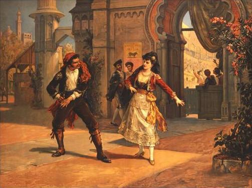 Festival delle Ville Vesuviane, appuntamento a Ercolano con la Carmen di Bizet, in versione Suite