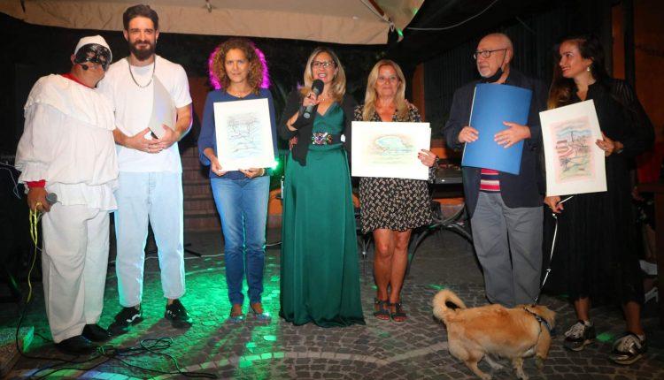 A Davide Volpe assegnato il premio per il 1° Vesuvian PoetrySlam