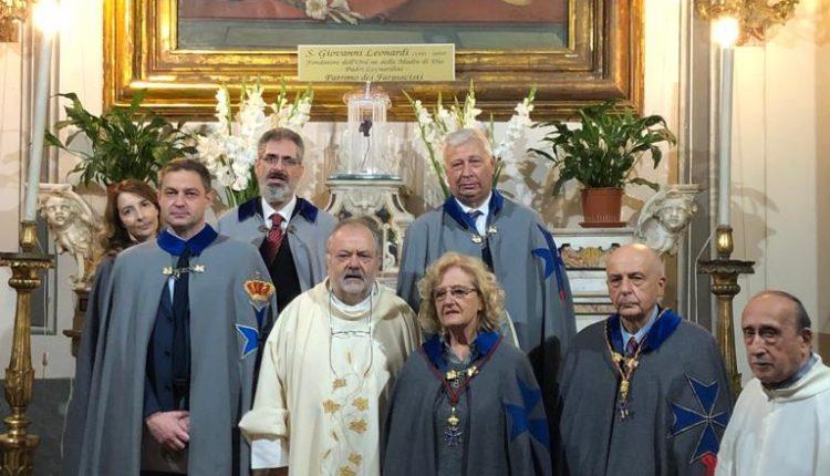 L'Ordine Militare di Santa Brigida di Svezia ricorda San Giovanni Leonardi