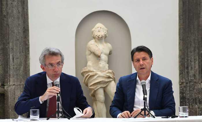 """SUL VOTO A NAPOLI 2 – Il neo sindaco Gaetano Manfedi: """"Alleanza Pd-M5S? Qui abbiamo dimostrato che si può fare."""""""