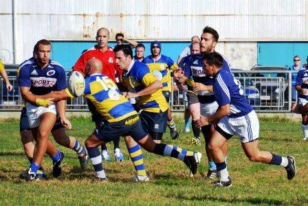 Rugby Vesuvio, non vincono ma i mastini fanno sognare
