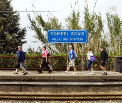 Al via la raccolta differenziata negli Scavi di Pompei e nel Parco del Vesuvio, la presentazione nell'Auditorium degli Scavi di Pompei
