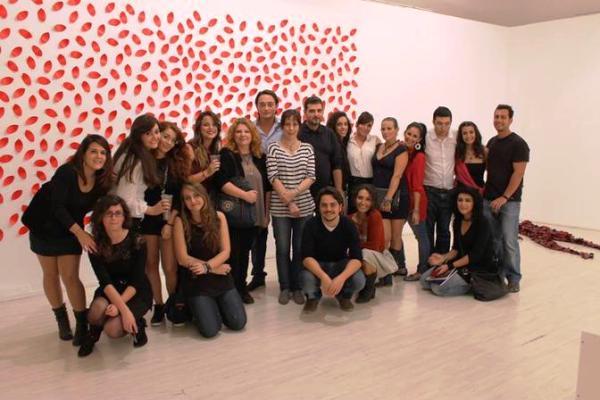 VUOTOCICLO – 143 artisti da tutto il mondo per ricordare Silvia Croce. Tra Castel dell'Ovo e il Palazzo delle Arti Napoli