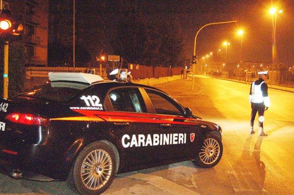 Movida a Napoli, 139 senza patente o Rca Controlli dei Carabinieri nel centro cittadino