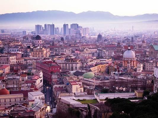 In occasione di San Valentino, Innamorati di Napoli con gli Innamoràti di Napoli.