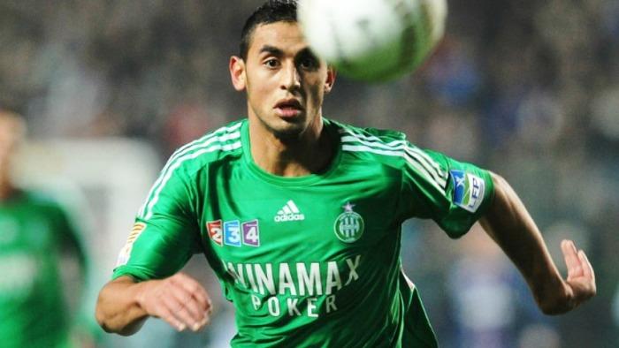 Dal Saint-Etienne arriva Ghoulam, il difensore della Nazionale algerina