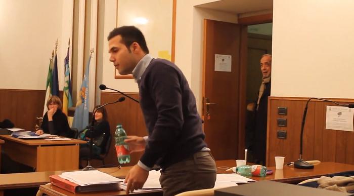 Ottaviano – Approvazione debiti fuori bilancio: l'ostruzionismo di Emanuele Ragosta