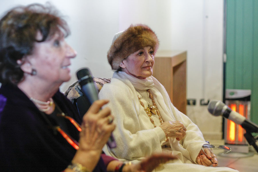 Passo dopo Passo, Pomigliano d'Arco omaggia Carla Fracci