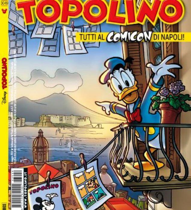 Comicon Napoli, al via la città del fumetto con Dave McKean e l'anteprima di Parker