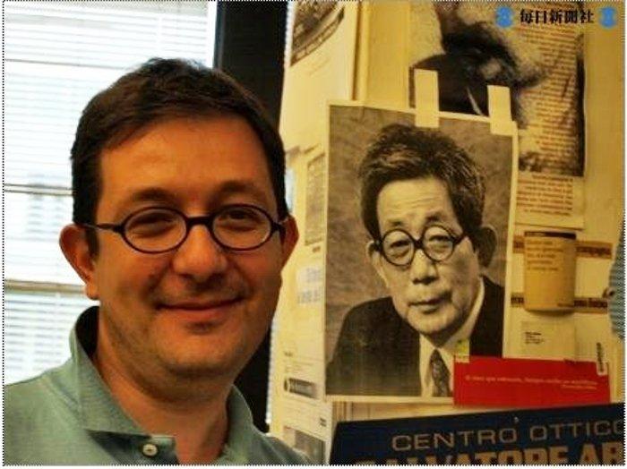 Una borsa di studio per non dimenticare Salvio Sapio, giornalista e  persona speciale