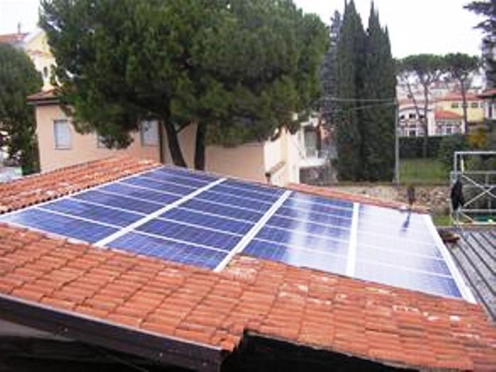 Portici punta sull'energia rinnovabile. In arrivo 1,9 milioni di euro per il fotovoltaico.
