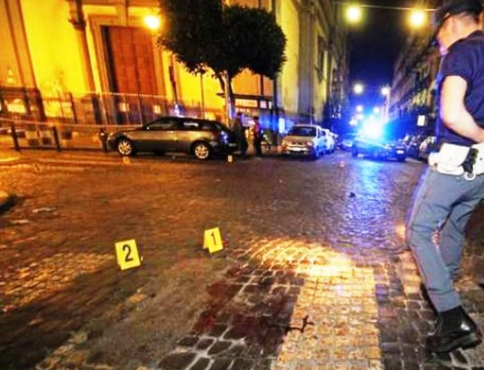 Ammazzato come un boss a soli ventuno anni, muore a Forcella Oreste Giuliani