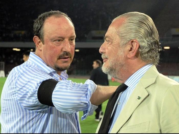 Calcio Napoli: Rafa Benitez non smentisce la possibilità di andar via da Napoli, ma non nega la possibilità di rimanerci