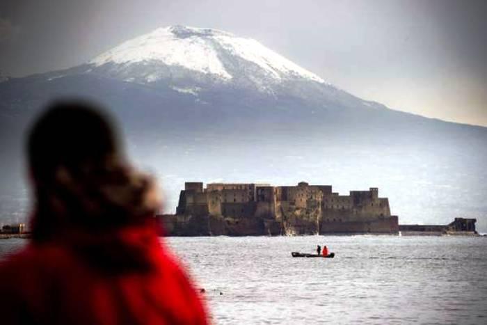 Allerta meteo  della Protezione Civile: rischio gelate e nevicate in Campania