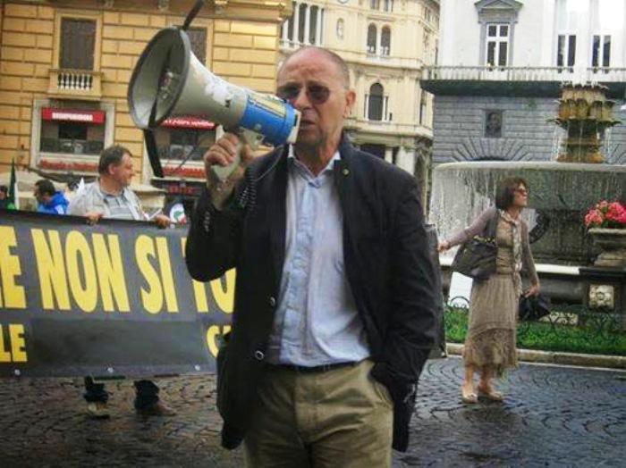 Il segretario nazionale del Movimento Idea Sociale Raffaele Bruno chiede la riconferma nel congresso nazionale che si svolgerà il 25 gennaio a Napoli