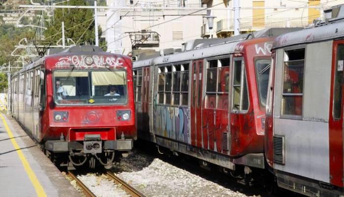 Circumvesuviana invasa da acqua e fango: ancora disagi ai treni e alle corse