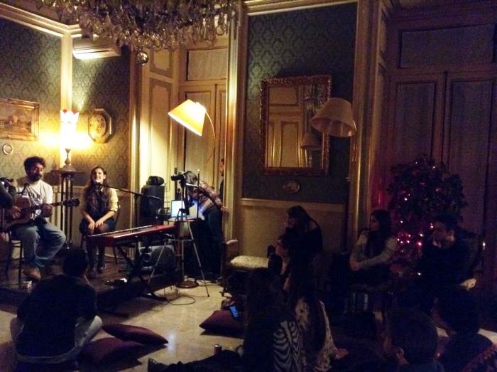 Meet, a Napoli la musica d'autore suona tra le mura del '600