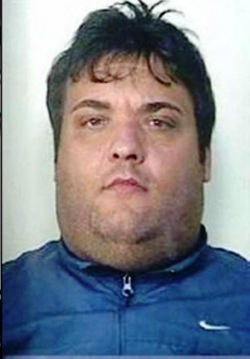 Tonino Di Lernio finisce in carcere, a casa sua i carabinieri trovano cocaina pronta allo spaccio