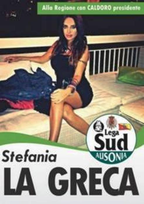 Sexy candidate alle regionali, la prima sta con caldoro e viene da San Giorgio a Crem,ano