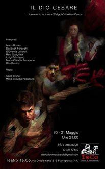 """Al Teatro di Contrabbando è in scena """"Il Dio Cesare"""""""