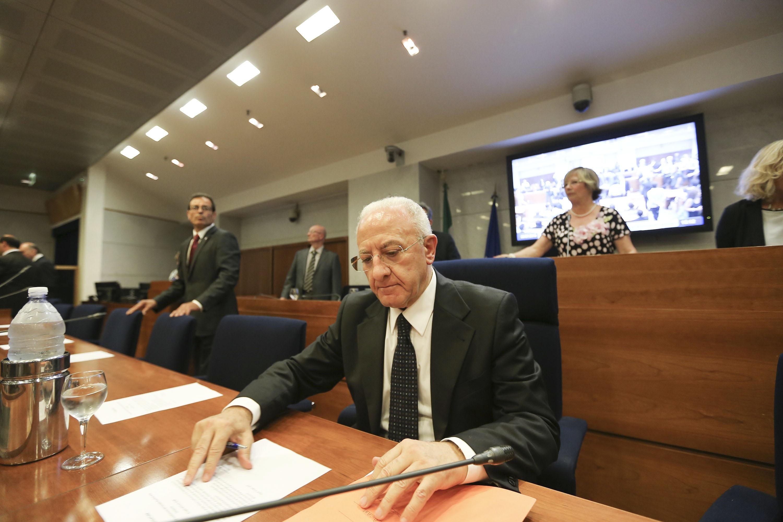 Terremoto in Regione Campania: parlano gli indagati e le forze politiche