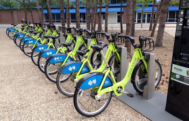 Pomigliano d'Arco. Rubano le biciclette del bike-sharing: servizio sospeso