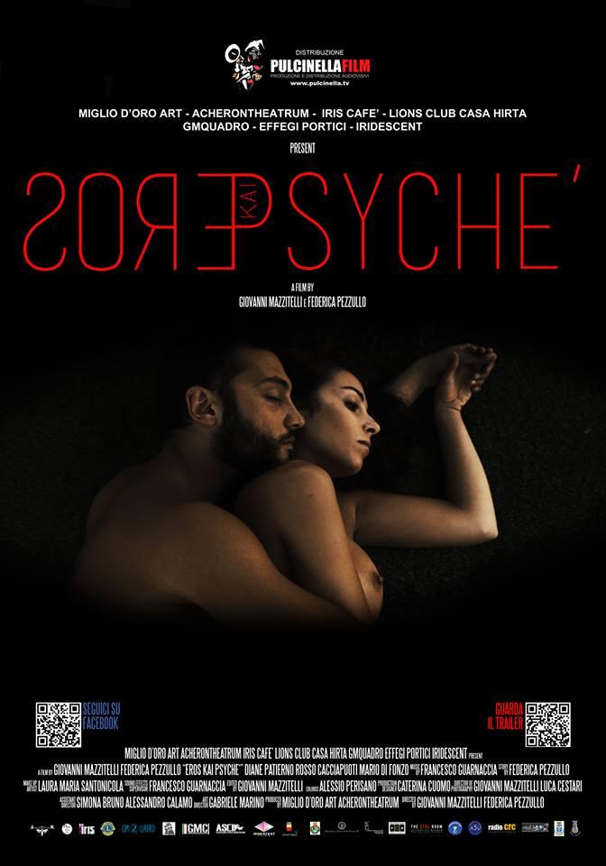 """""""Eros kai Psichè"""", il film del giovane regista vesuviano, Giovanni Mazzitelli, dopo il Festival di Cannes """"sbarca"""" anche a Rio de Janeiro"""