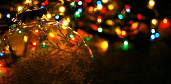 In occasione delle festività natalizie, San Giorgia si re-illumina di Natale