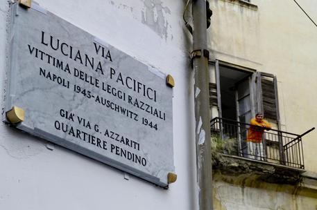 A Napoli una strada intitolata ad una vittima nazista di appena 8 mesi