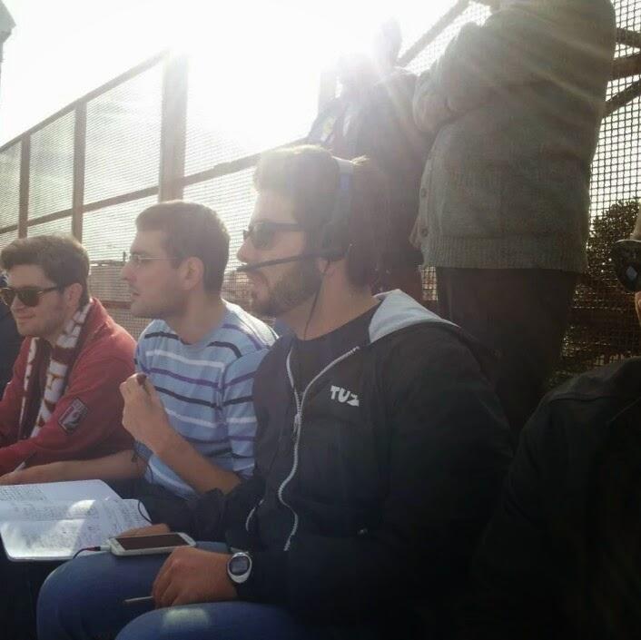 Lo Stasia Calcio ha un nuovo addetto stampa: è il collega Vincenzo Tanzillo