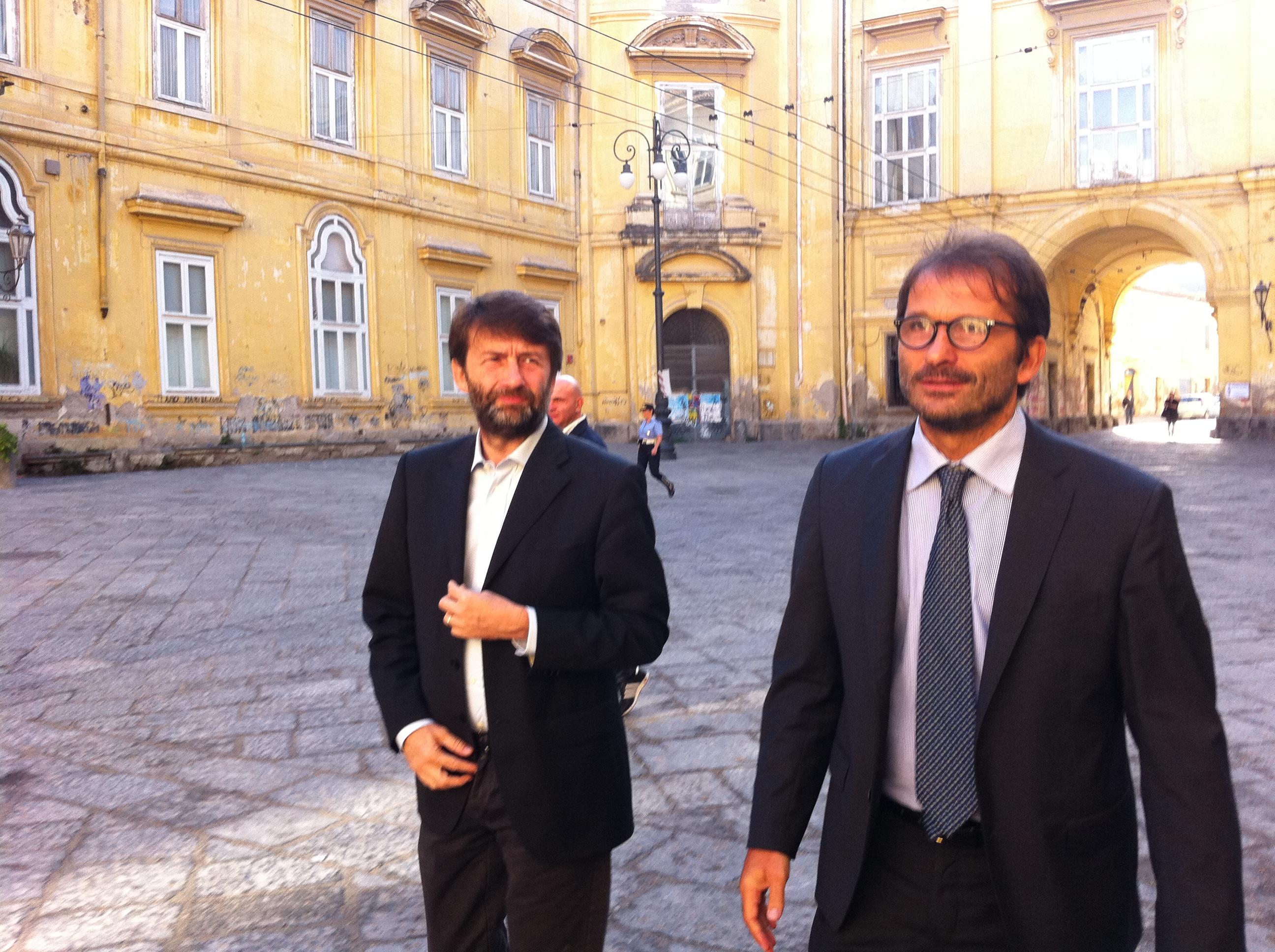 """Ancora a Pietrarsa gli Stati generali del Turismo. Il ministro Franceschini: """"Turismo al centro dell'azione di Governo"""""""