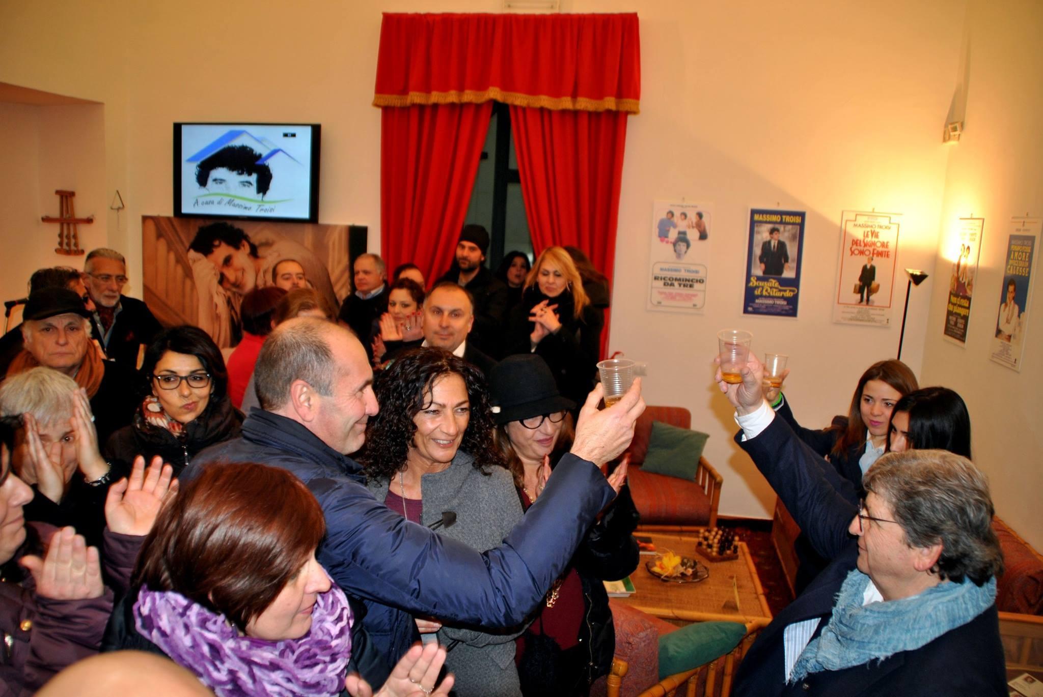 """""""Massimo nel…cuore""""  San Giorgio a Cremano festeggia  il suo 63esimo compleanno"""