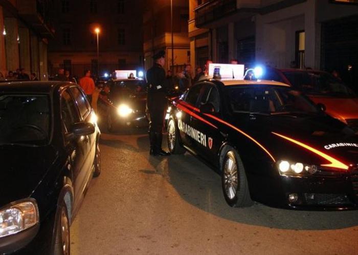 Pezzi di auto rubate a domicilio: arrestate due persone a Sant'Anastasia