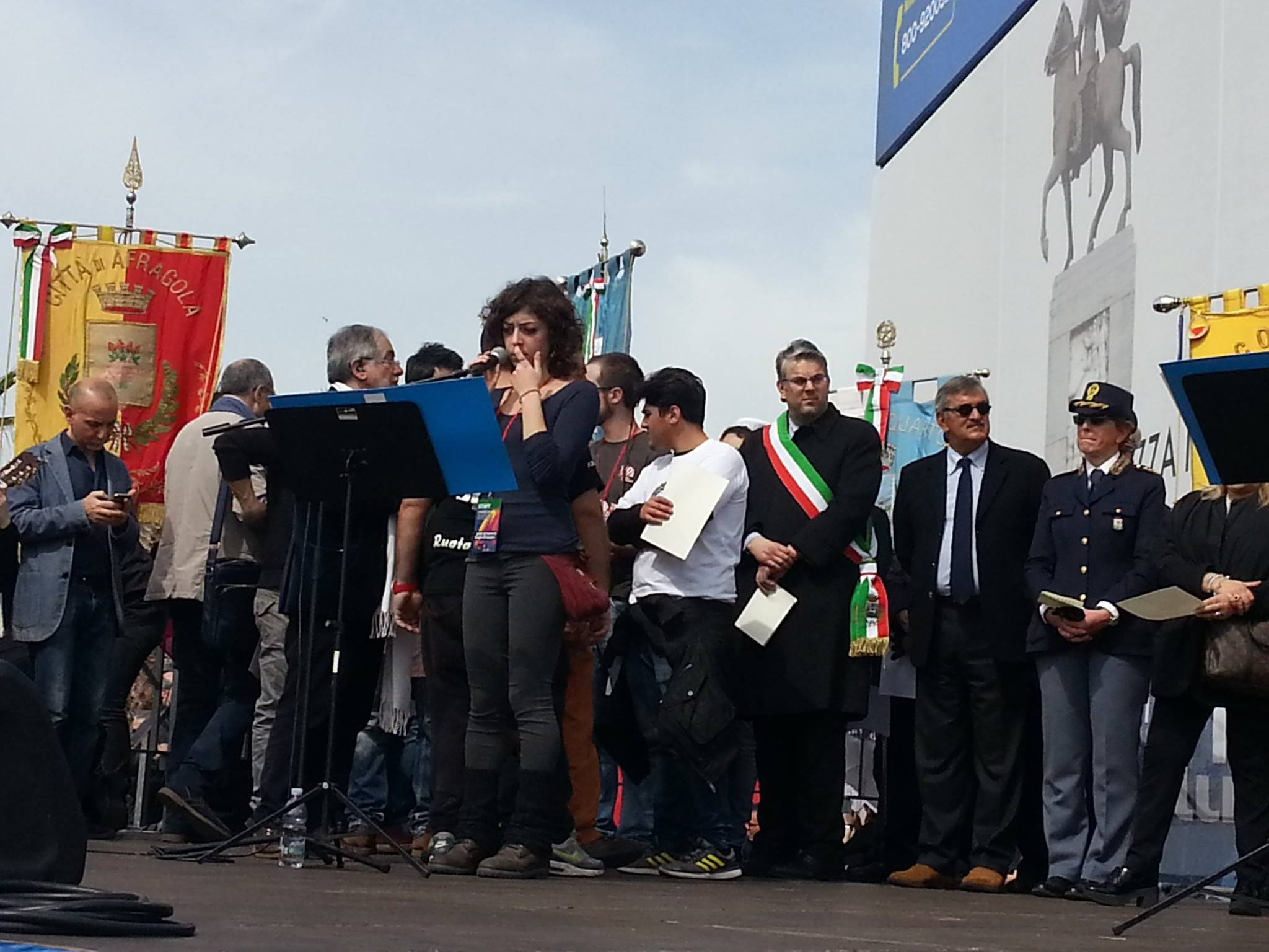 """GIORNO DELLA MEMORIA E DELL'IMPEGNO – A San Giorgio a Cremano un parco intitolato a Vincenzo Liguori, il sindaco: """"Così il suo sacrificio non sarà dimenticato"""""""