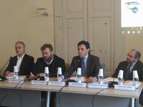 """Ercolano presenta il nuovo Piano """"smart"""" d'emergenza. Cittadini informati tramite cellulare"""