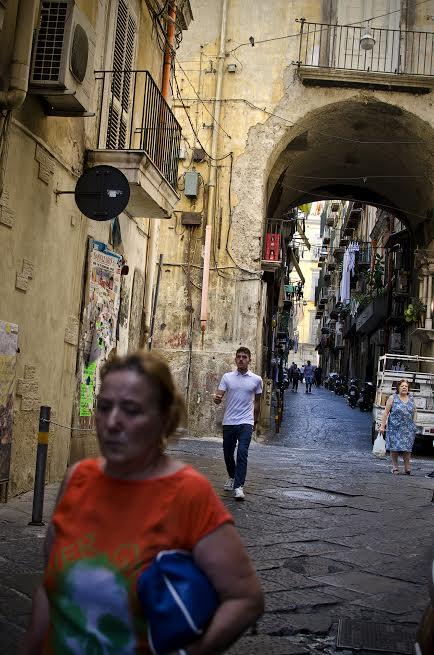 Navia – Quartieri Spagnoli, Napoli