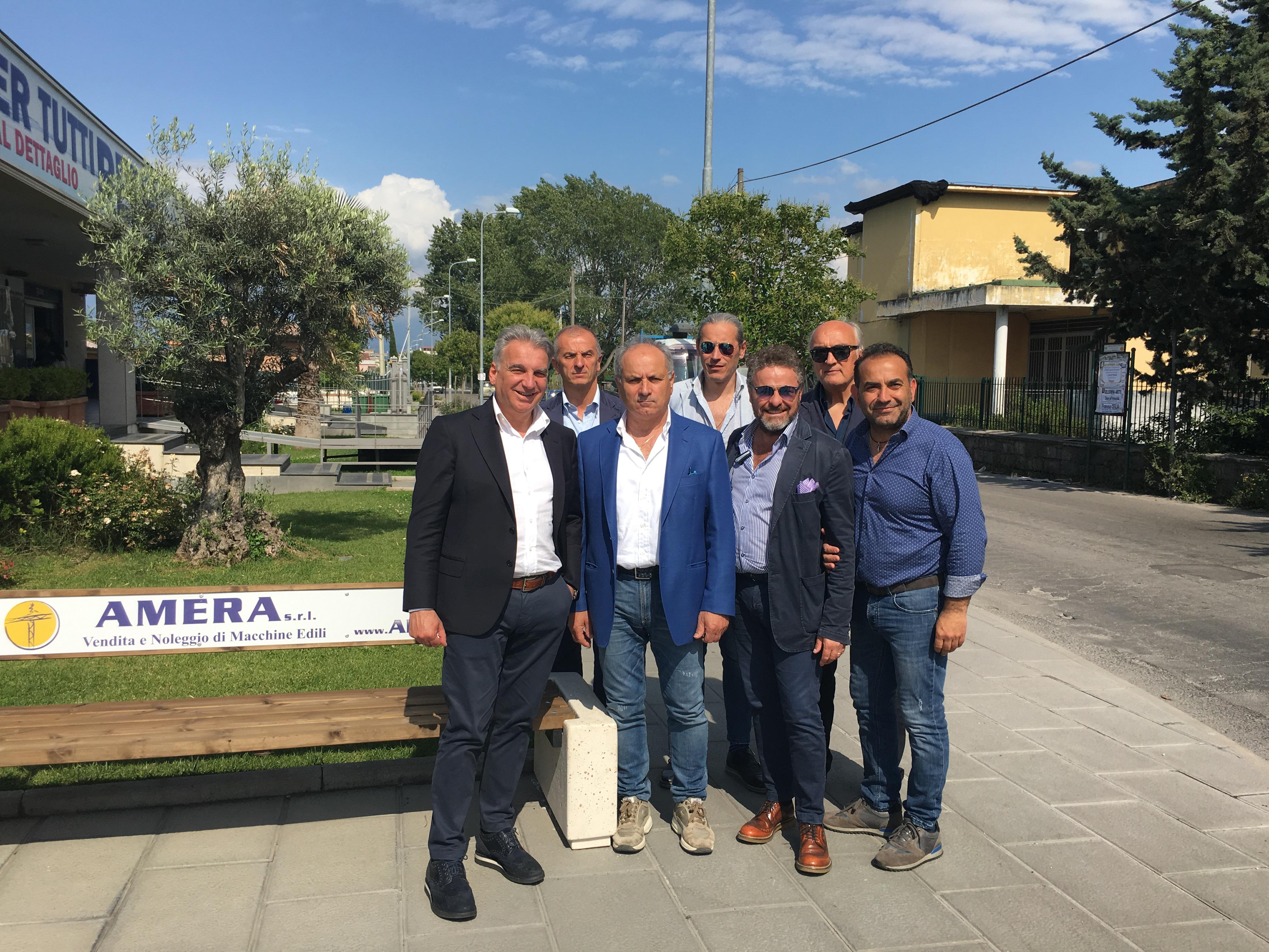 A Sant'Anastasia approvato il regolamento per le sponsorizzazioni: in arrivo le panchine coi marchi degli sponsor