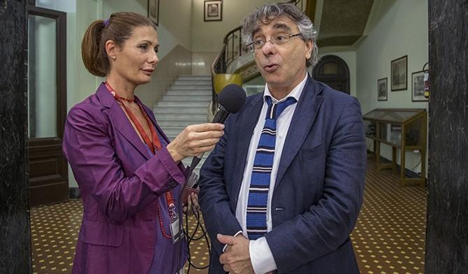 ALberto Sordi apre la rassegna #NonsolomedicinaCINEMA organizzata al Policlinico da Ignazio Senatore