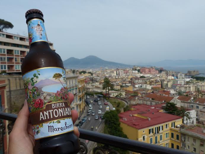 Marechiaro: la nuova birra firmata Birra Antoniana dedicata a Napoli