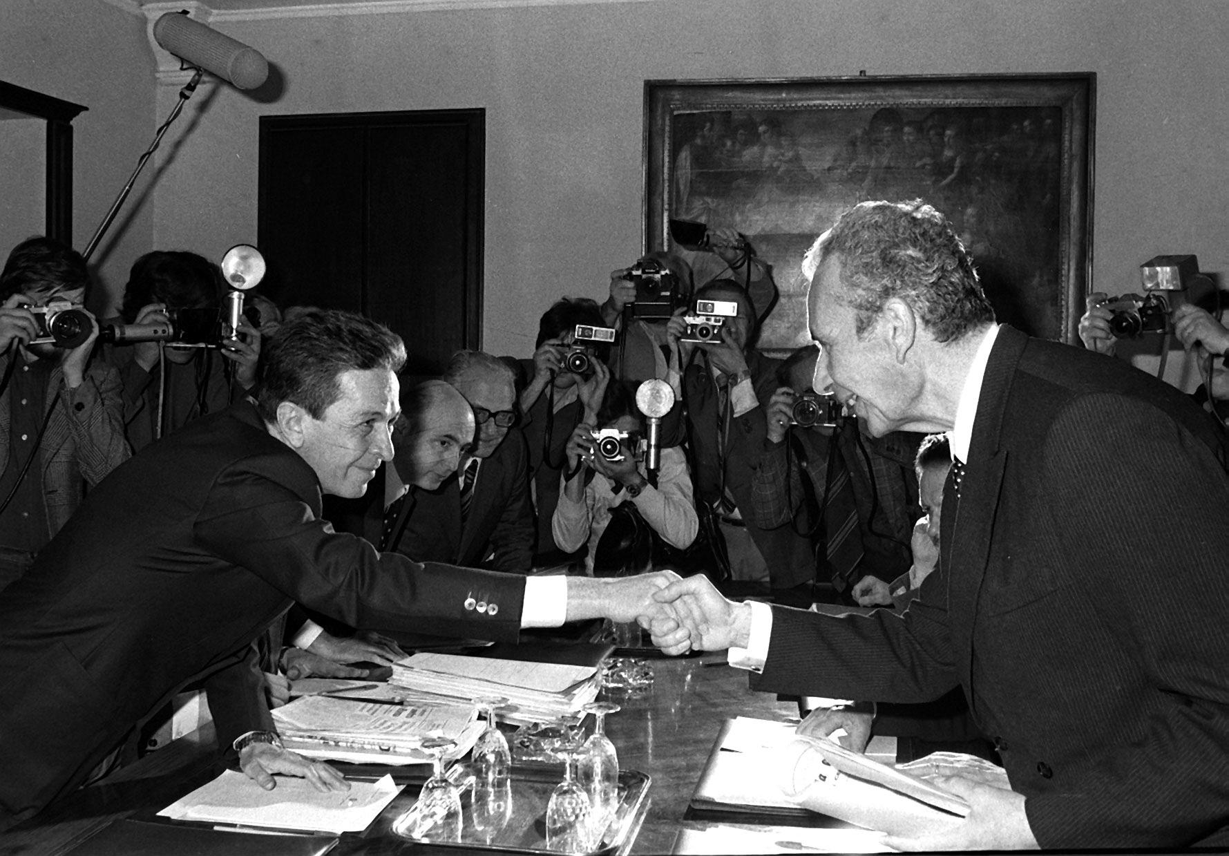 L'azione politica di Aldo Moro segretario della Democrazia cristiana (1959-1964): se ne discute nella due giorni alla Federico II
