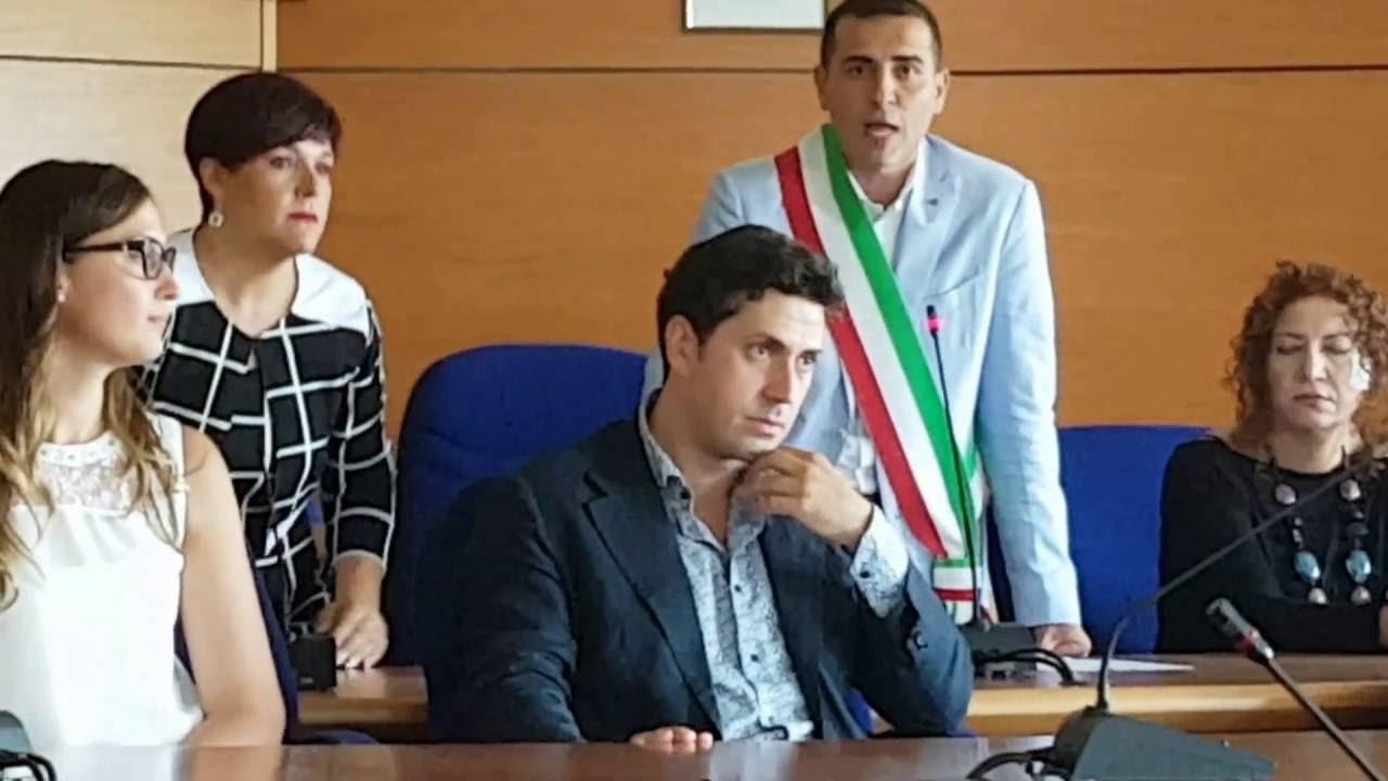 Andrea Viscovo, sei mesi alla guida della Città Annonaria