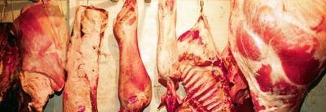 A Portici I carabinieri chiudono una macelleria e sequestrano 40 chili di carne