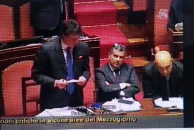 Il Senatore Enzo Cuomo a Portici costruisce intese e in Senato si batte contro il caro assicurazioni al Sud