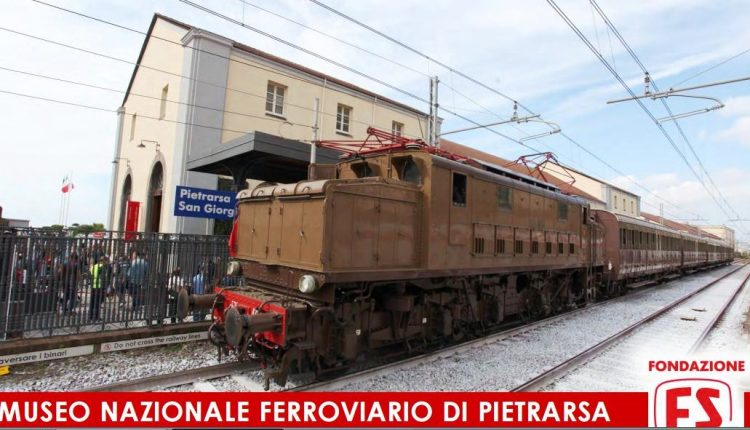 In viaggio sul Pietrarsa Express: nuovo appuntamento domenica 19 febbraio