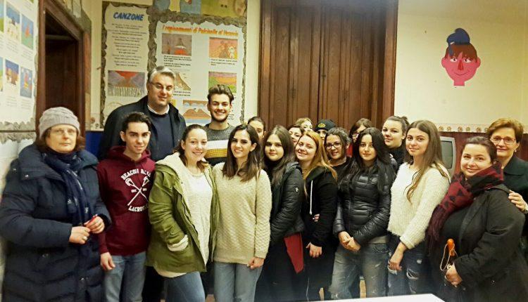 Alternanza Scuola-Lavoro a San Giorgio a Cremano: al via le attività presso la Città dei Bambini per gli studenti dello Scotellaro
