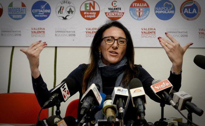 """LISTOPOLI E CANDIDATI FANTASMA Valeria Valente: """"Complotto? Non escludo nulla. Lascio se me lo chiede Renzi"""""""