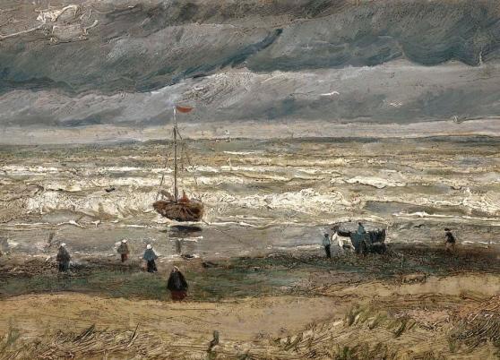 A Capodimonte saranno esposti finoal 26 febbraio 2017 i due Van Gogh trafugati in Olanda