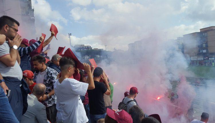 IL CALCIO A SAN GIORGIO Il primo atto della semifinale nazionale play off termina a reti inviolate