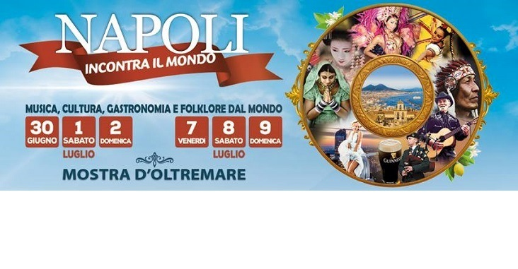 Da fine giugno alla Mostra d'Oltremare c'è il Festival di Napoli: la città e le sue eccellenze nel mondo