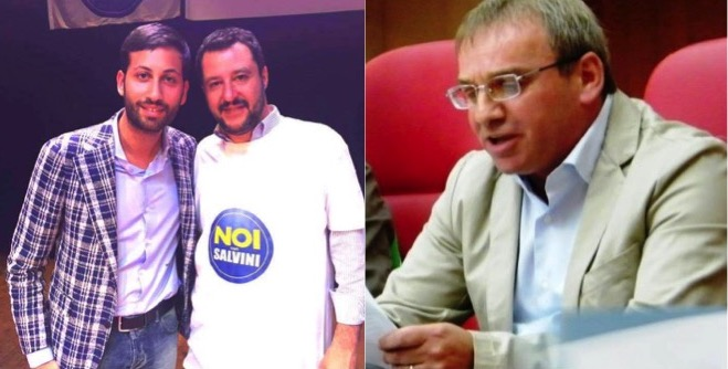 """A Sant'Anastasia il presidente del consiglio Mario Gifuni si fa promotore di """"Noi con Salvini"""". Marcello Cerciello coordinerà il movimento"""